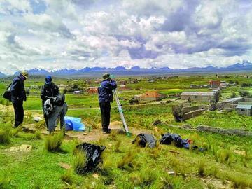 INRA cumple con el 74 % de titulación de tierras programadas hasta 2017
