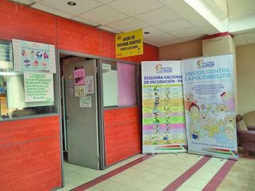 El Sedes intensifica las medidas  de control contra la gripe A H1N1