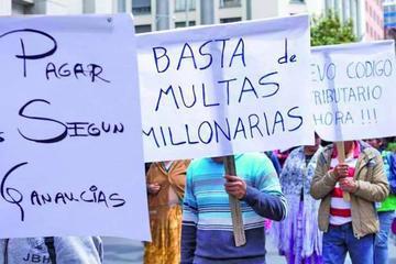 Los gremiales anuncian marchas y bloqueos desde el 4 de julio