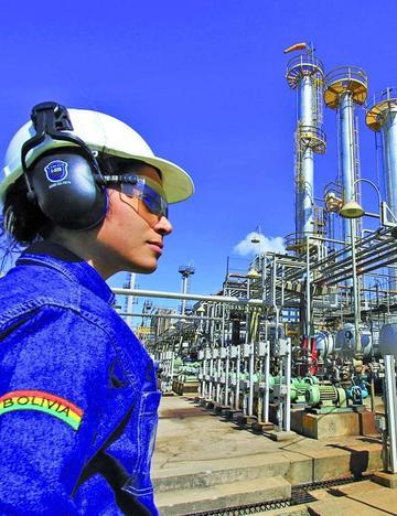 El congreso de YPFB abordará los retos en comercio mundial de GNL