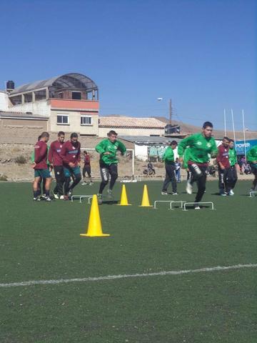 Nacional Potosí se enfoca en el Torneo de Invierno