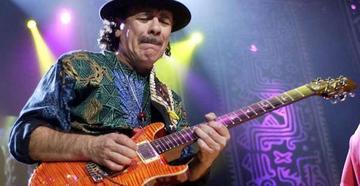 Santana regresa cargado de fuego y  de música reagrupando su banda