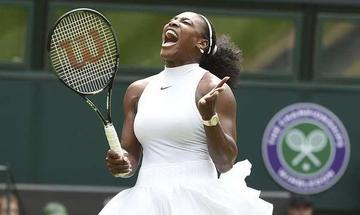 Williams y Del Potro ganan en Wimbledon