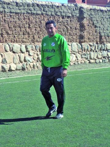 Darwin Peña se incorpora al equipo