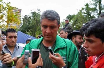 El exgobernador Ernesto Suárez se abstiene de declarar en audiencia
