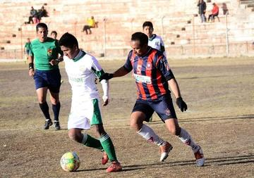El campeonato local de fútbol de la AFP entra en su etapa final