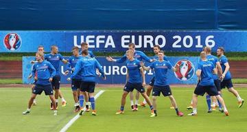 Islandia quiere dar la sorpresa ante la selección de Francia