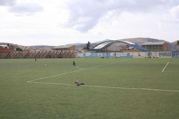 Abren campos deportivos para niños por las vacaciones