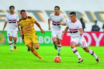 Sao Paulo recibe a Atlético Nacional