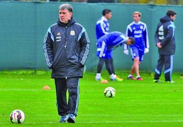 Gerardo Martino renuncia a la selección argentina