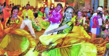 Forman Federación Boliviana de Danza