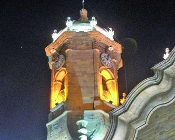 Buscan recuperar reloj de Catedral