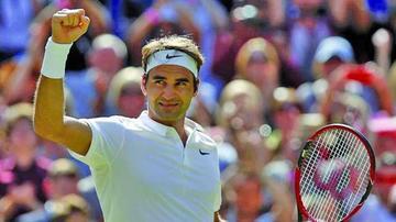 Federer remonta y pasa a semifinales