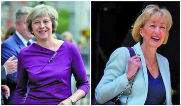Una mujer será la sucesora de David Cameron en Reino Unido