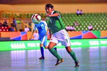 Bolivia golea 9-1 a Kazajistán en el Mundial de Fútbol de Salón