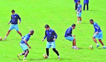 Bolívar quiere sorprender al Tigre