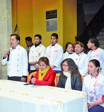 Potosí es sede de congreso Turístico Gastronómico