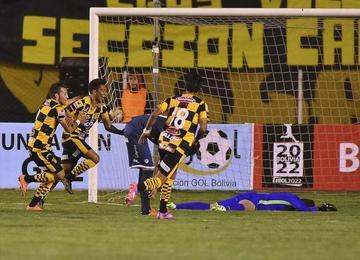 Bolívar y el Tigre abren el torneo con un empate