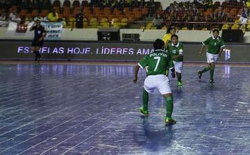 Bolivia cae y queda en el sexto puesto en el Mundial Universitario de futsal