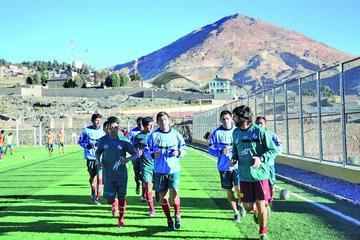 Nacional concentrará 10 días en el Complejo de Pampa Ingenio