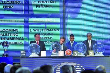 Real recibirá a la Universidad  Católica en la Copa Sudamericana