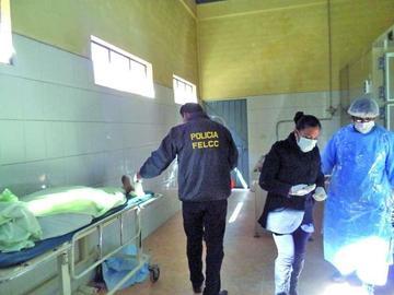 Pelea de jóvenes acaba en baño de sangre por uso de armas punzocortantes