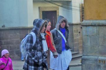 Autoridades amplían una semana el descanso pedagógico de invierno en Potosí