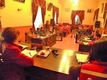 Concejo aprueba ley que declara  el día de la dignidad potosinista