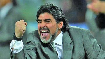 "Rolando López: ""olvídense de Maradona"""