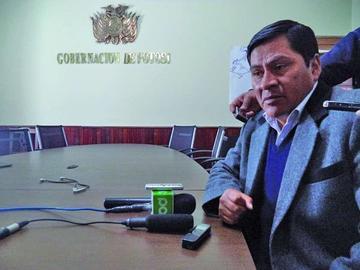 Gobernador liderará operativo de control en calles de la urbe