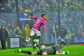 """""""Inde"""" del Valle elimina a Boca y jugará la final con Nacional"""