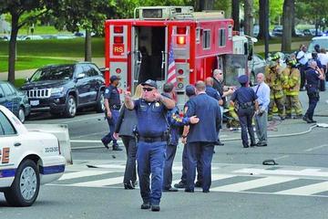 Asesinan a tiros a tres efectivos policiales en Estados Unidos