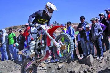 Potosinos suben al podio en el nacional de motociclismo
