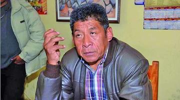 Advierten que el senador del MAS Pedro Montes puede perder su curul