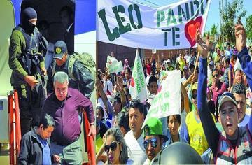 Caso Porvenir: APDHB retira acusación contra Leopoldo Fernández