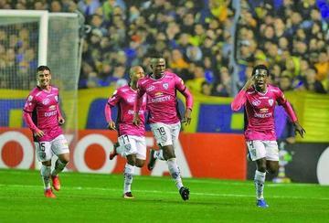 Hay un gran fervor en Quito por la final de la Libertadores