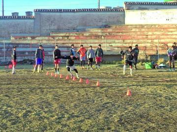 Selección potosina de fútbol entra en la recta final de su preparación