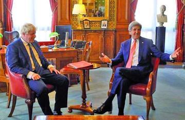 Reino Unido intensifica su diplomacia tras el referendo