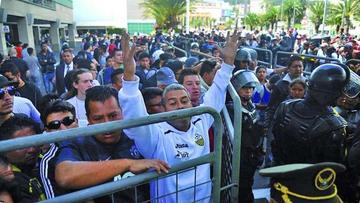 No hay boletos para la final de la Libertadores