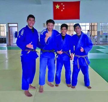 Potosino termina con su preparación en China para los Juegos Sudamericanos
