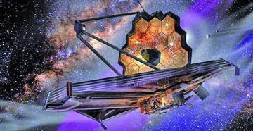 Sucesor de Hubble se lanza en 2018