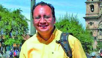 Determinan enviar a San Pedro al portador del celular del periodista Sailer