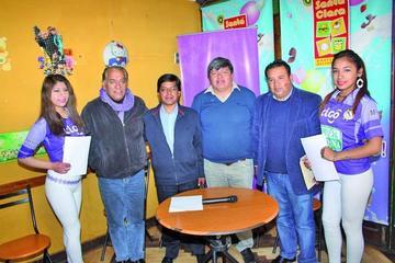 Real Potosí y el CPDP llegan a un acuerdo interinstitucional