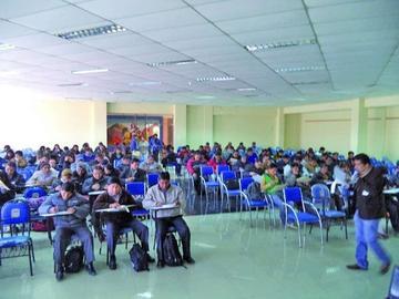 Organizaciones intercambian sus experiencias en educación alternativa