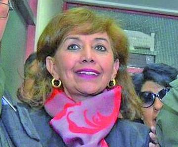 Establecen detención domiciliaria para la abogada María Teresa Montaño