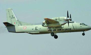 Intensifican la búsqueda del avión desaparecido en la India