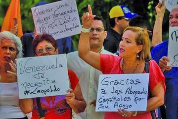 Tribunal tiene diez días para dar sentencia a Lopéz en Venezuela
