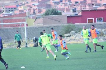 Nacional se prueba con Bolívar para el torneo Apertura