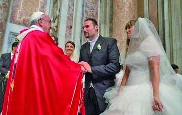Iglesia alista Tribunales Eclesiásticos para autorizar las segundas nupcias