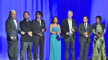 Ciro Guerra gana el premio Platino